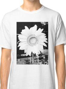 Large Sunflower Classic T-Shirt