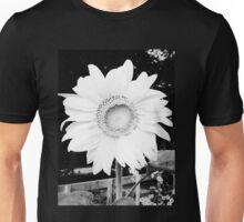 Large Sunflower Unisex T-Shirt