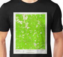 USGS TOPO Map Arkansas AR Louann 258968 1962 24000 Unisex T-Shirt