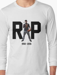 jose fernandez rip Long Sleeve T-Shirt