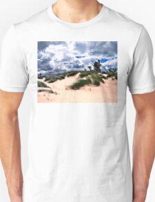Sandy Beach Dune Grass T-Shirt