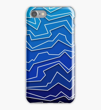 Polynoise Deep Layer iPhone Case/Skin
