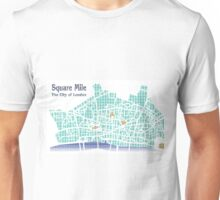 The Square Mile - Digital Unisex T-Shirt