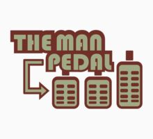 The Man Pedal (4) Kids Clothes