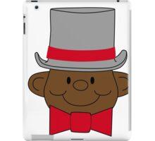 Proper Gentleman iPad Case/Skin