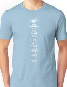 akatsuki members Unisex T-Shirt