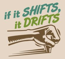 if it SHIFTS, it DRIFTS (5) by PlanDesigner