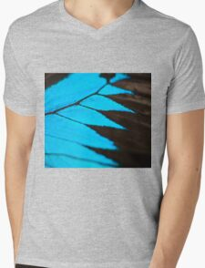 Savage Edge Mens V-Neck T-Shirt