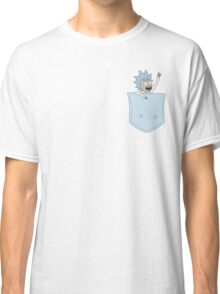Rick pocket Classic T-Shirt
