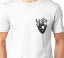 Heart full of Saturn Unisex T-Shirt