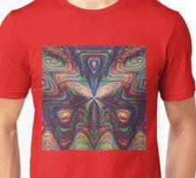 Warrior #DeepDream frequency Unisex T-Shirt