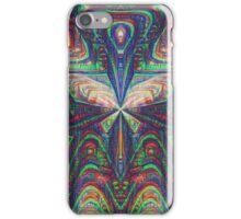 Warrior #DeepDream frequency iPhone Case/Skin