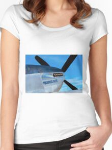 Nuts Women's Fitted Scoop T-Shirt