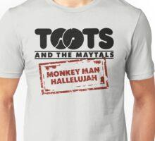 Monkey Man, Hallelujah Unisex T-Shirt