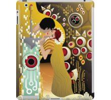 The Kiss() iPad Case/Skin