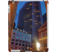 Downtown... iPad Case/Skin