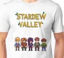 Stardew Valley - Bachelors  Unisex T-Shirt