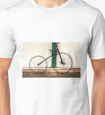 1890 Velocipede  Unisex T-Shirt