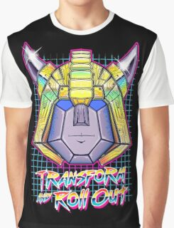 Transform and Roll Out Graphic T-Shirt