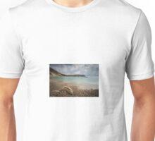 Lulworth Cove in Dorset, England UK Unisex T-Shirt