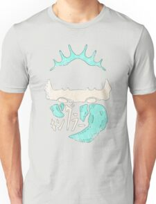 Kingler (blue old) Unisex T-Shirt