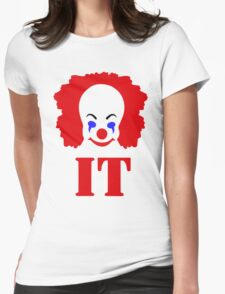 It - Stephen King  Womens Fitted T-Shirt