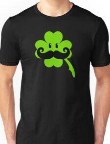 St Patrick: Irish Mustache VRS2 T-Shirt