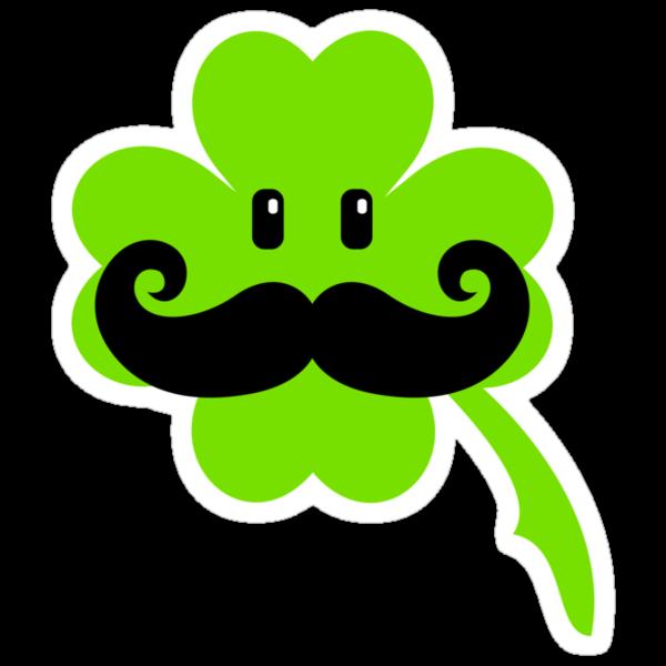 St Patrick: Irish Mustache by vivendulies