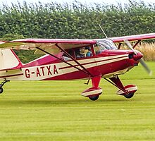 Piper PA-22  Tri-Pacer 150 G-ATXA by Colin Smedley