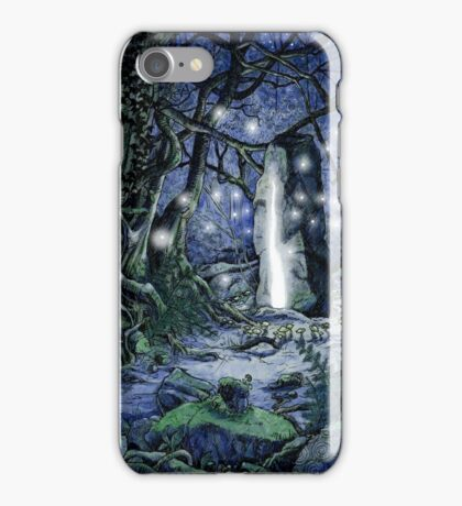 Bright Lands Portal iPhone Case/Skin