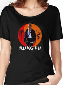 Kungfu Legend Continues Women's Relaxed Fit T-Shirt