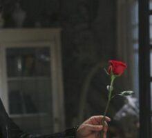 Captain Swan Valentine's Day 1 Sticker