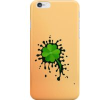 Splash Clover iPhone Case/Skin