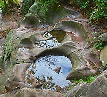 Devil's Lake Potholes by Timothy  Ruf