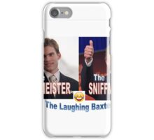 the stifmeister & the sniffmeister iPhone Case/Skin