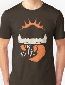 Kingler (orange) Unisex T-Shirt
