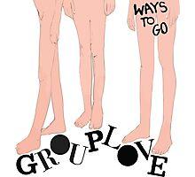 Grouplove - Ways To Go Photographic Print