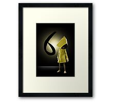 Six- Little Nightmares Framed Print