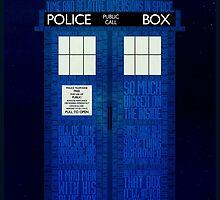 Blue Box by Kate H