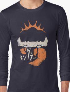 Kingler (old orange) Long Sleeve T-Shirt