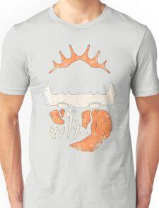 Kingler (old orange) Unisex T-Shirt