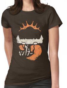 Kingler (old orange) Womens Fitted T-Shirt