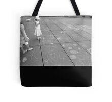 Paris. France. Kids Drawings. Photography ® Tote Bag