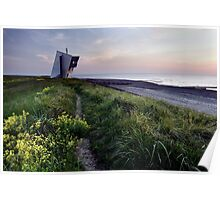 Rossall Point Tower Poster
