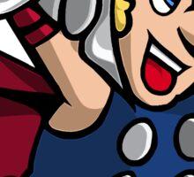 Super Asgard Bro! Sticker