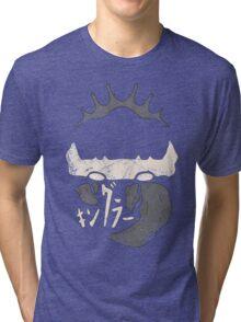 Kingler (old grey) Tri-blend T-Shirt
