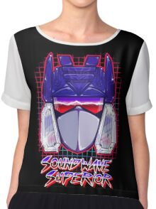 Soundwave Superior Chiffon Top