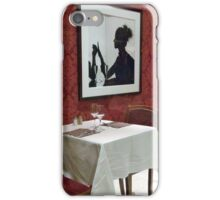 Una Tavola Per Due iPhone Case/Skin