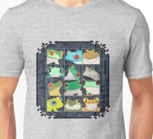 Frogs Unisex T-Shirt