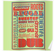 Roots Reggae Poster